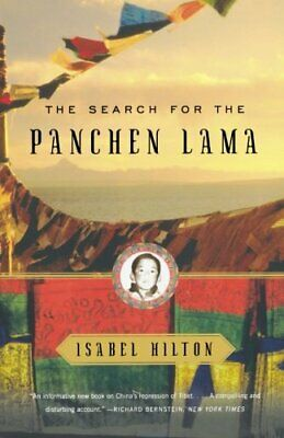 The Search for the Panchen Lama by Hilton Isabel Paperback Book The Fast Free