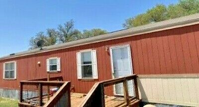 SINGLEWIDE MOBILE HOME-1216 SQ FT-3BED2BATH-2014-TIN UNDERPINNING INCLUDED