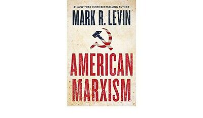 American Marxism - Mark R- Levin PREORDER 71321 - Support an American Seller