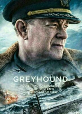 Greyhound DVD - Region 1 - New - Tom Hanks usps