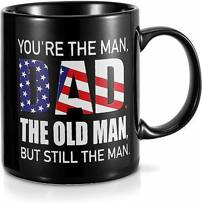 Best Fathers Day Gifts For Dad From Daughter Son Coffee Mug For Fathers Day
