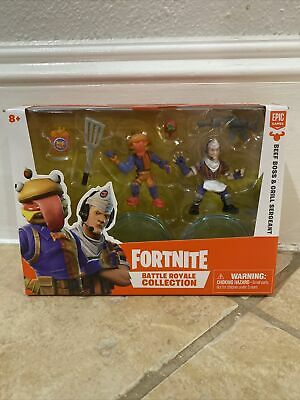 Fortnite Battle Royale Collection BEEF BOSS - GRILL SERGEANT New