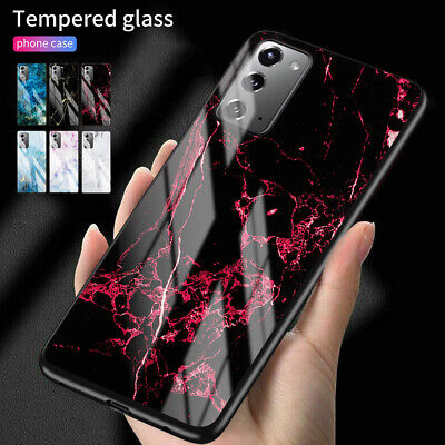 For Samsung Galaxy A12 A32 A42 A52 A72 5G Case Shockproof Tempered Glass Cover