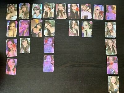 TWICE - TASTE OF LOVE - Photocards Official US