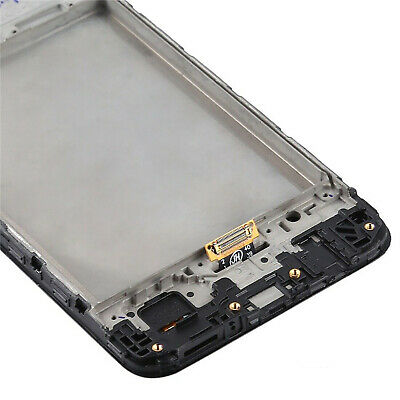 For Samsung Galaxy M31 M315 LCD Touch Screens Digitizer Display Replace Frame
