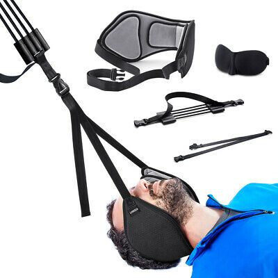 VOKKA Head Hammock for Neck - Headaches Pain Relief Cervical Traction Stretcher