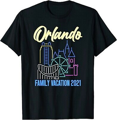 Orlando Family Vacation 2021 Vacation Outfit For Men Women