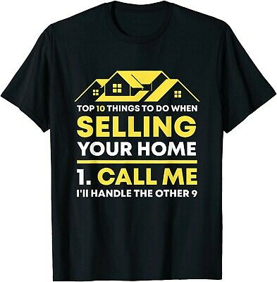 Call Me Ill Handle The Other Funny Real Estate Agent T-Shirt