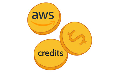 25 AWS Credit Code 1 Code per AWS Account- Expiry July 2022 Fast Shipping