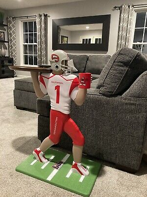 My Wingman Western Kentucky Hilltoppers Accent Table WKU College Football Party