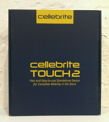 Cellebrite Touch 2 A-Mas-14-002 Cell Phone Data Extractor Open Box