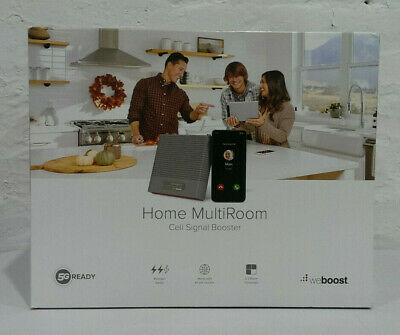 LATEST MODEL weBoost Home MultiRoom 5G Ready 470144 All US Carriers - Open Box