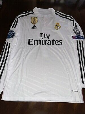 Real Madrid Home 2014 UCL Kroos Jersey