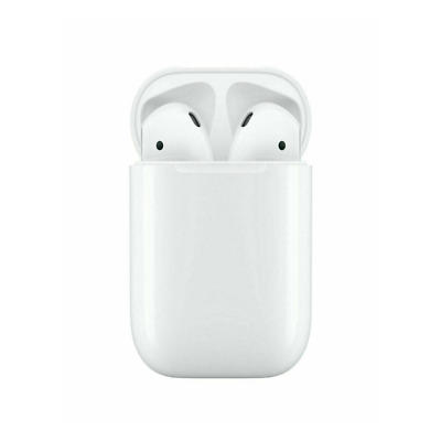 Airpods 2nd Generation Bluetooth Earbud Earphones Headset W Charging Box