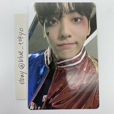 TXT The Chaos Chapter FIGHT OR ESCAPE together ver photocard Soobin official
