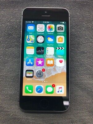 iPhone 5SE 64GB Excellent Condition A grade Unlocked CDMAGSM