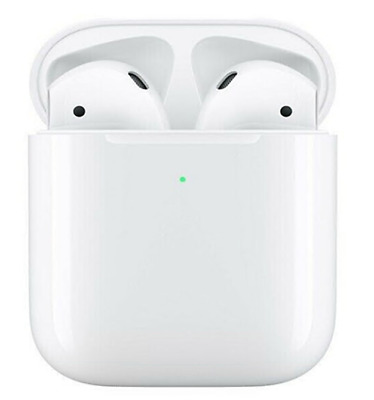 AirPods 2nd Generation Wireless Earbuds - Charging Case Free Fast Shippping