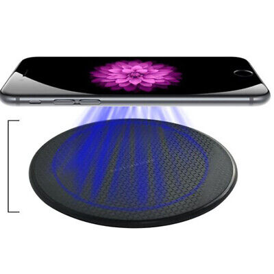 1PC Wireless Fast Charger Charging Dock for iPhone Samsung Android Phone