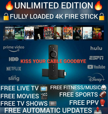 🔥FULLY LOADED🔥 Fire Stick Alexa Voice 2021 Tons Of Addons BEST BUILD 2021