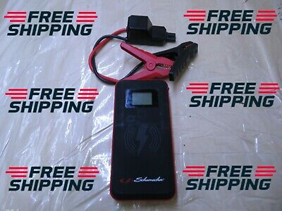 Schumacher SL1517 12V 1200A Lithium Jump Starter PREOWNED FREE SHIPPING