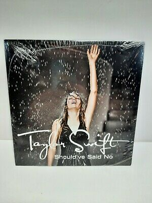 Taylor Swift Shouldve Said No 7 Limited Edition Numbered 4000 Vinyl Single