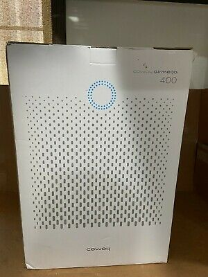 Coway Airmega 400 Smart Air Purifier with 1560 sq- ft- Coverage White