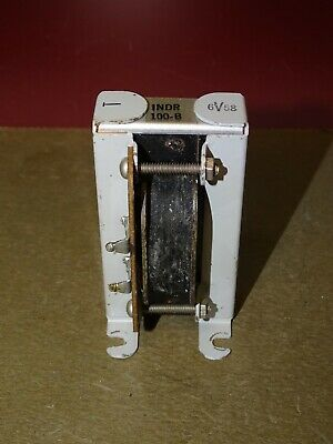 Western Electric Type 100 B INDR Transformer for Tube Amplifier Good