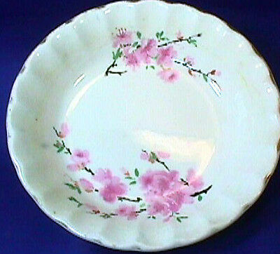 VINTAGE W-S-George China 5 Side Dish