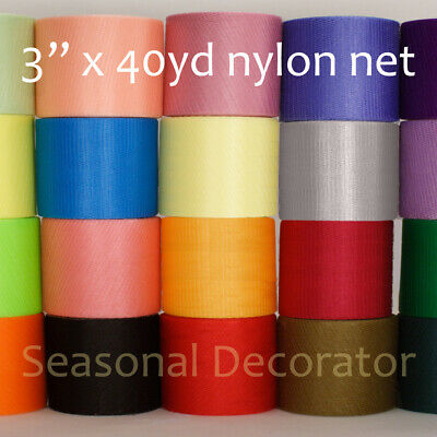 Scrubbie Mesh Nylon Net 3 40 Yards Spool
