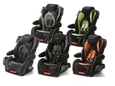 Safety 1st Alpha Omega Elite Convertible 3-in-1 Baby Car Seat