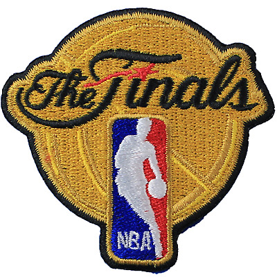 2017 NBA THE FINALS Championship Logo Jersey Patch Cleveland Golden State