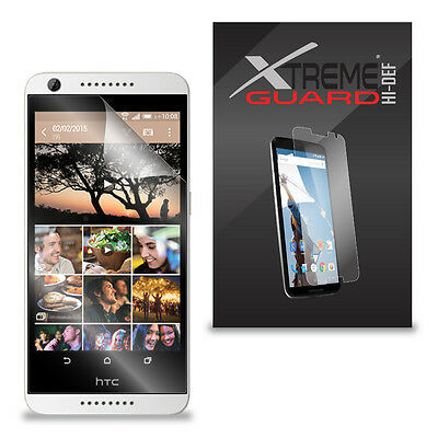 6-Pack Clear HD XtremeGuard HI-DEF Screen Protector Cover For HTC Desire 626s