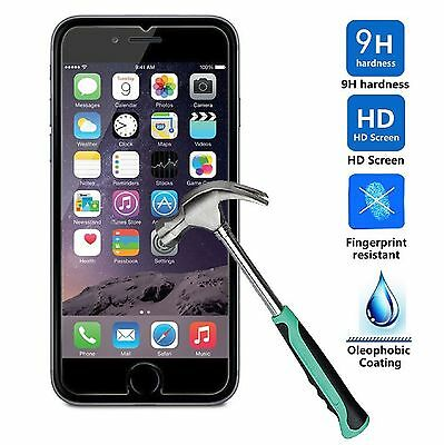 Premium Real Clear Tempered Glass Screen Protector for iphone 6S  6S Plus
