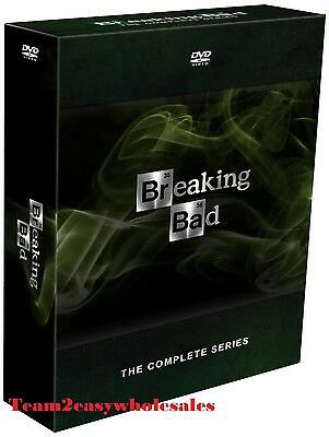 Brand New Breaking Bad The Complete Series DVD 2014 21-Disc Set season 1-6
