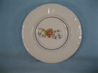 Price Aristocrat Ashtray Pink Roses Flowers Floral C C Co Colclough England O3