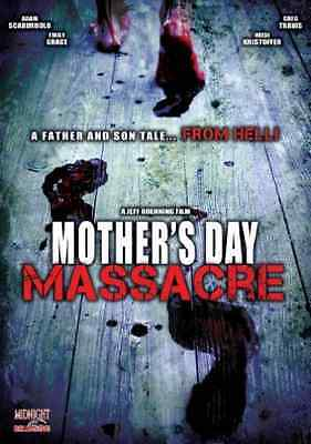 Mothers Day Massacre  DVD NEW