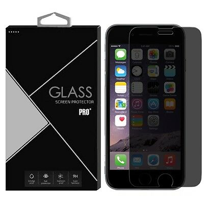 Premium Privacy Anti-Spy Tempered Glass Screen Protector for iphone 7  7 Plus