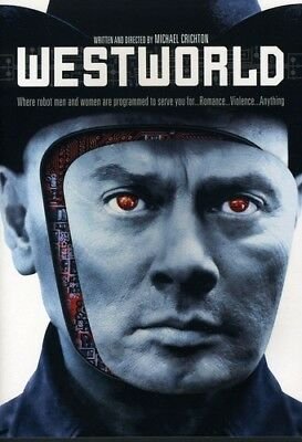 Westworld New DVD Full Frame Repackaged Eco Amaray Case