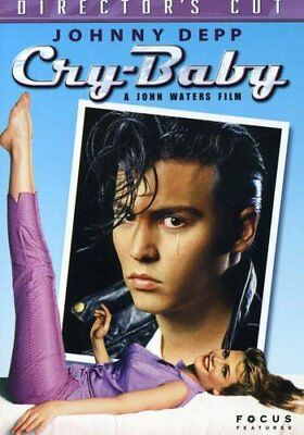 Cry-Baby New DVD Directors CutEd Dolby Subtitled Widescreen