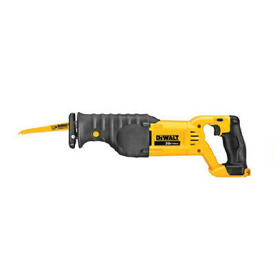 DEWALT 20V MAX Li-Ion Reciprocating Saw DCS380B Recon Tool Only