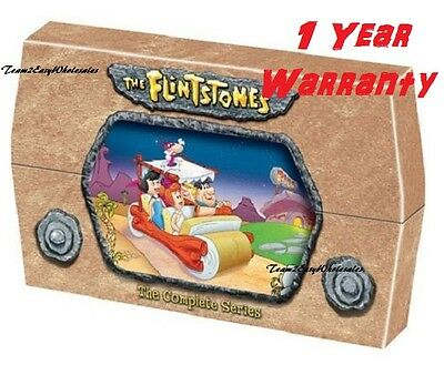 Brand NEW The Flintstones The Complete Series DVD 2012 24-Disc Set