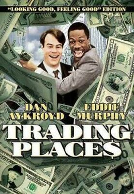 Trading Places New DVD