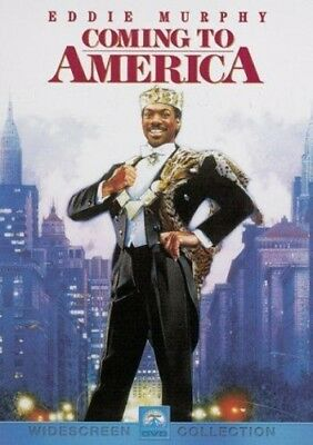 Coming to America New DVD