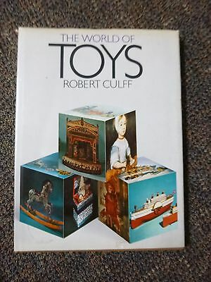 Antique toys collectibles book The World of Toys SHIPS FREE
