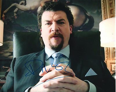 Danny McBride Actor Hand Signed 8x10 Photo WCOA Autographed Proof