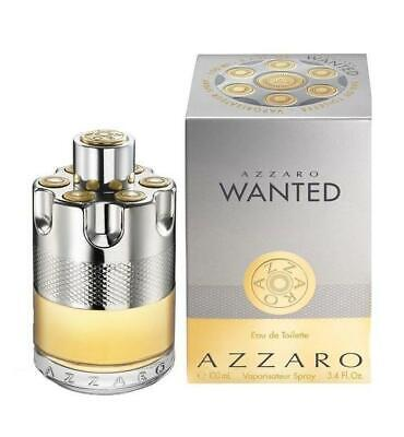 Azzaro Wanted cologne edt 3-4 oz 3-3 NEW IN BOX