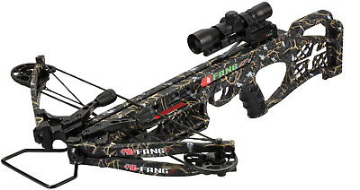 NEW 2017 PSE Fang LT Crossbow Package Skullworks 2 Camo W Free Case  UPGRADED