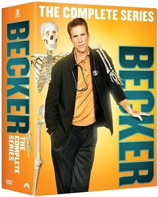 Becker The Complete Series New DVD Boxed Set Widescreen