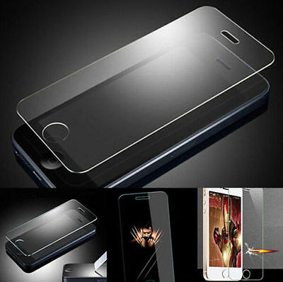 Premium Real Tempered Glass Screen Protector For Apple iPhone 4566S Plus New