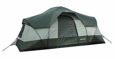 Tahoe Gear Olympia 10-Person 3-Season Family Camping Cabin Tent  TGT-OLYMPIA-10